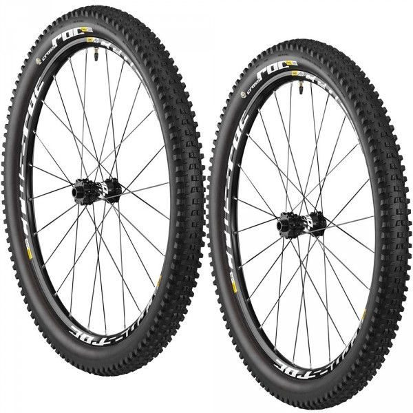 roues vtt 29 pouces mavic crossroc xl wts 6 trous axe 15 20mm 12x135 142mm. Black Bedroom Furniture Sets. Home Design Ideas