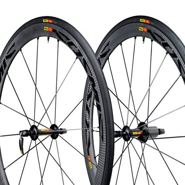 roues velo route carbone mavic cosmic carbone 40 clincher. Black Bedroom Furniture Sets. Home Design Ideas