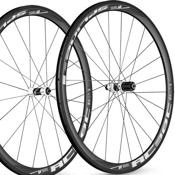 roues v lo route carbone dt swiss rc 38 spline clincher. Black Bedroom Furniture Sets. Home Design Ideas