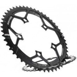 Petit plateau rond Rotor NoQ entraxe 110mm 5 branches