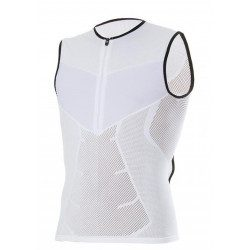 Maillot triathlon Zerod iSinglet Ultimate White/Black