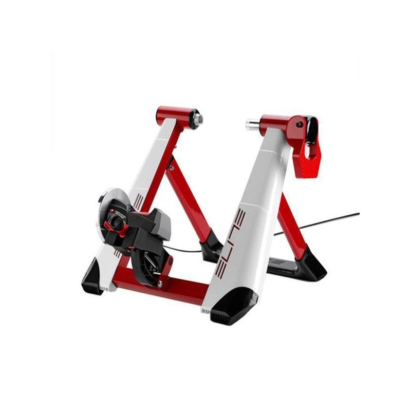 Home trainer vélo Elite Novo Force