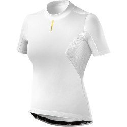 Sous-maillot vélo manches courtes femme Mavic Wind Ride SS Tee