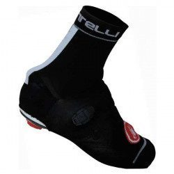 Couvre-chaussures chaussettes Castelli Belgian 4