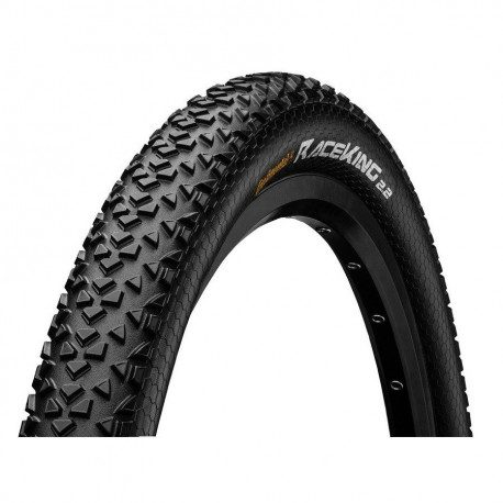 Pneu VTT 27,5 pouces Continental Race King Performance PureGrip Tubeless Ready tringles souples