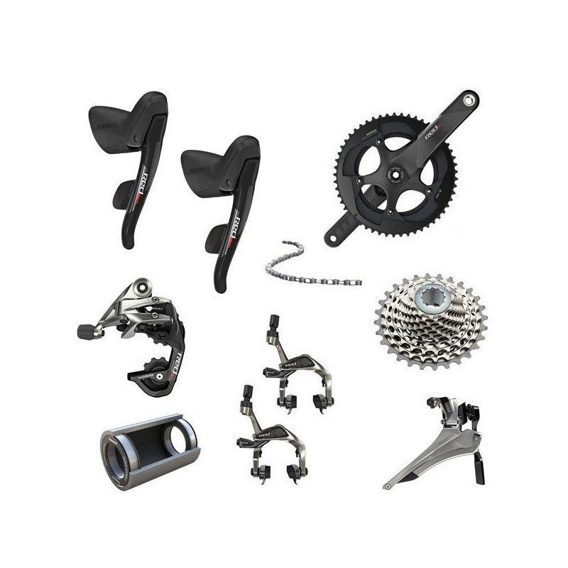 Groupe complet vélo route Sram Red 22 BB30