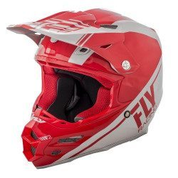 Casque intégral Fly Racing F2 Carbon Rewire rouge
