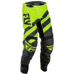 Pantalon VTT et BMX enfant Fly Racing F-16 Yellow