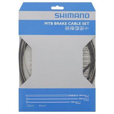 Ensemble câbles et gaines de freins Shimano MTB Brake