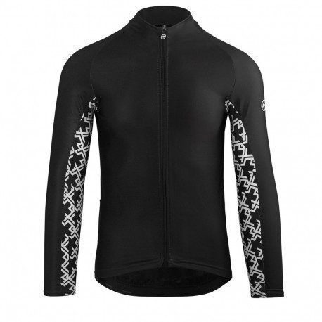 Maillot vélo manches longues Assos Mille GT Spring Fall LS Jersey