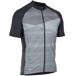 Maillot vélo manches courtes ION Tee Full Zip Paze