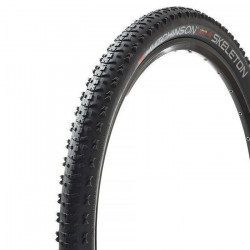 Pneu VTT 27,5 pouces Hutchinson Skeleton RR XC tubeless ready tringles souples