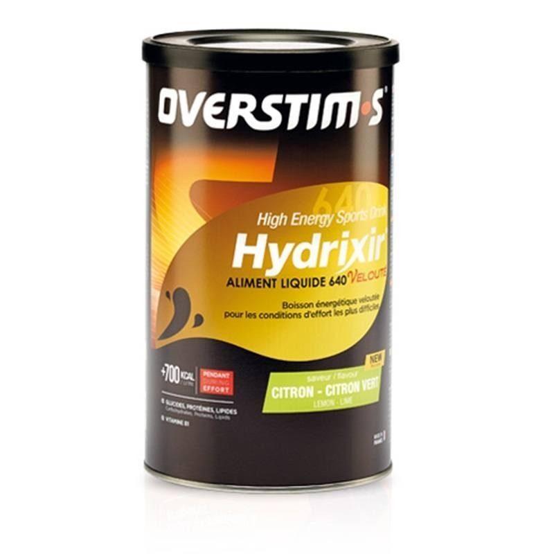 Boisson énergétique Overstims Hydrixir longue distance aliment liquide 640 velouté 600g