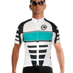 Maillot vélo manches courtes Assos SS.corporate s7