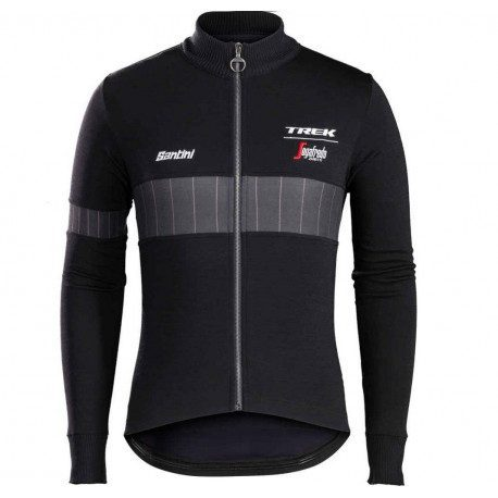 Sweat Trek-Segafredo Icon Wool Long Sleeve Jersey