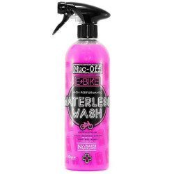 Nettoyant vélo à sec Muc-Off Ebike Waterless Wash 750 ml