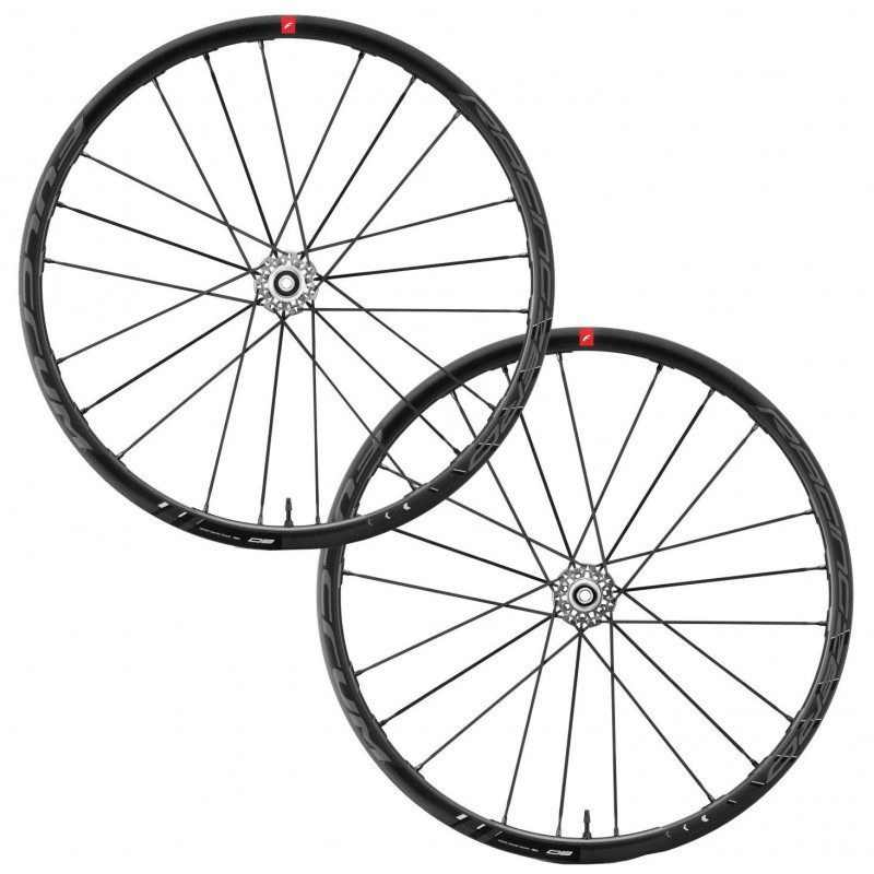 Roues vélo route Fulcrum Racing Zero Disc Brake C19 2-Way Fit