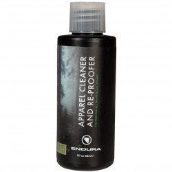 Lessive imperméabilisante Endura Apparel Cleaner and Re-Proofer 60 ml