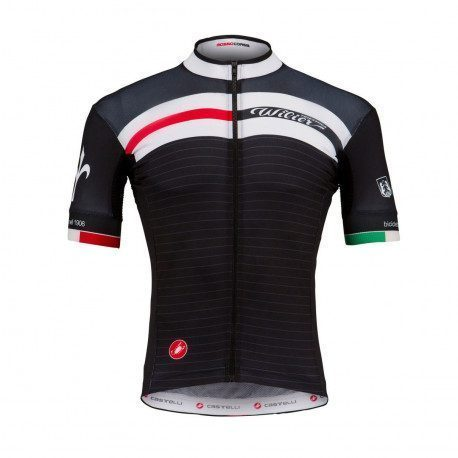 Maillot vélo manches courtes Wilier by Castelli Free Aéro Race