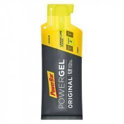 Gel énergétique PowerBar PowerGel Original Lemon-Lime 41g