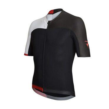 Maillot vélo manches courtes Pinarello Skin Jersey Think Asymmetric