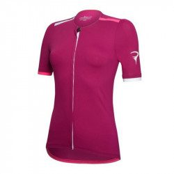 Maillot vélo manches courtes femme Pinarello Elite Jersey Iconmakers