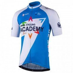 Maillot vélo manches courtes Nalini Israel Cycling Academie