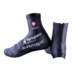 Couvre-chaussures route Nalini Lycra Fortuneo Samsic