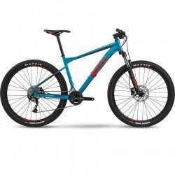 VTT cross-country BMC Sportelite TWO Alivio bleu-rouge 2020