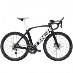 Vélo route et Triathlon Trek Madone SLR 6 Disc Speed Disc Matte Black 2020