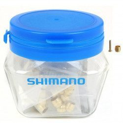 Lot 50 olives et inserts durites frein Shimano SM-BH59