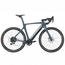 Vélo Gravel Pinarello Nytro Gravel Sram Force Blue Vertigo 316