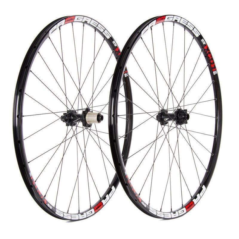 Roues VTT 29 pouces Progress Cycles XCD-1 Tubeless Ready