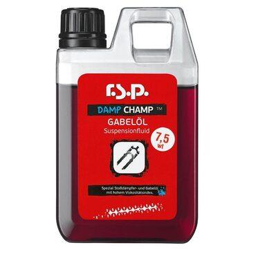 Huile de fourche pour entretien RSP Damp Champ 7.5WT 250 ml