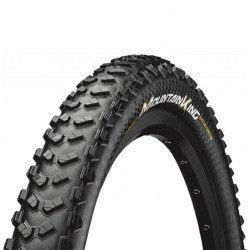 Pneu VTT 27.5 pouces Continental Mountain king III Protection Black Chili Tubeless Ready