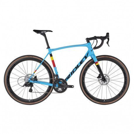Vélo gravel Ridley Kanzo Speed Shimano 105 Mix Belgium
