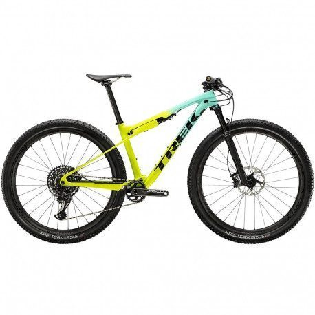 VTT Cross-Country tout suspendu Trek Supercaliber 9.8 GX Miami Green 2020