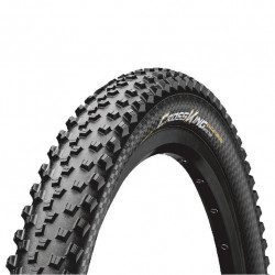 Pneu VTT 27.5 pouces Continental Cross King Performance PureGrip Tubeless Ready tringles souples