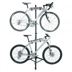 Double support vélos TOPEAK TWO UP TUNE UP BIKE STAND