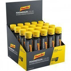 Tube de Magnesium Liquid PowerBar 25ml