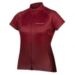 Maillot vélo manches courtes femme Endura Hummvee Ray II 2020