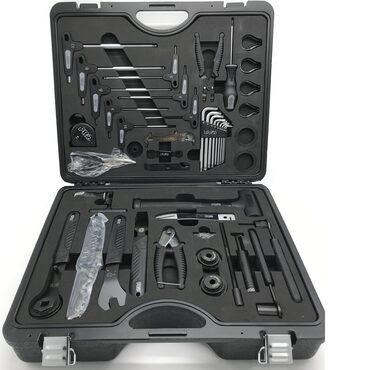 Boite à outils vélo PRO XL 60 outils PRTL0067