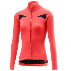 Maillot vélo manches longues femme Castelli Sinergia FZ 2020