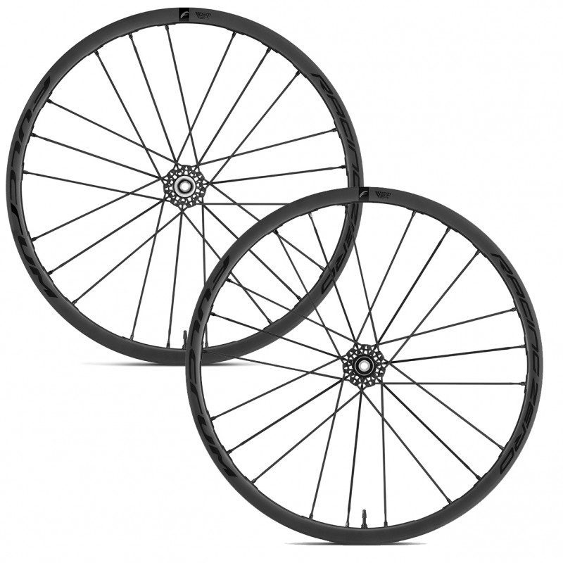 Roues vélo route Fulcrum Racing Zero Competizione Disc Brake C19 2-Way Fit