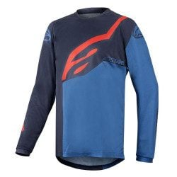 Maillot VTT manches longues enfant Alpinestars Youth Racer Factory