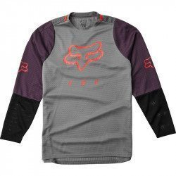 Maillot VTT Enfant Fox Defend Youth manches longues 2020
