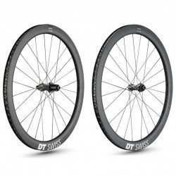 Roues vélo carbone DT Swiss ERC 1400 Spline Disc Brake 47mm 2020
