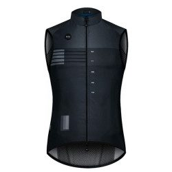 Gilet vélo coupe-vent Gobik Plus Black Shade