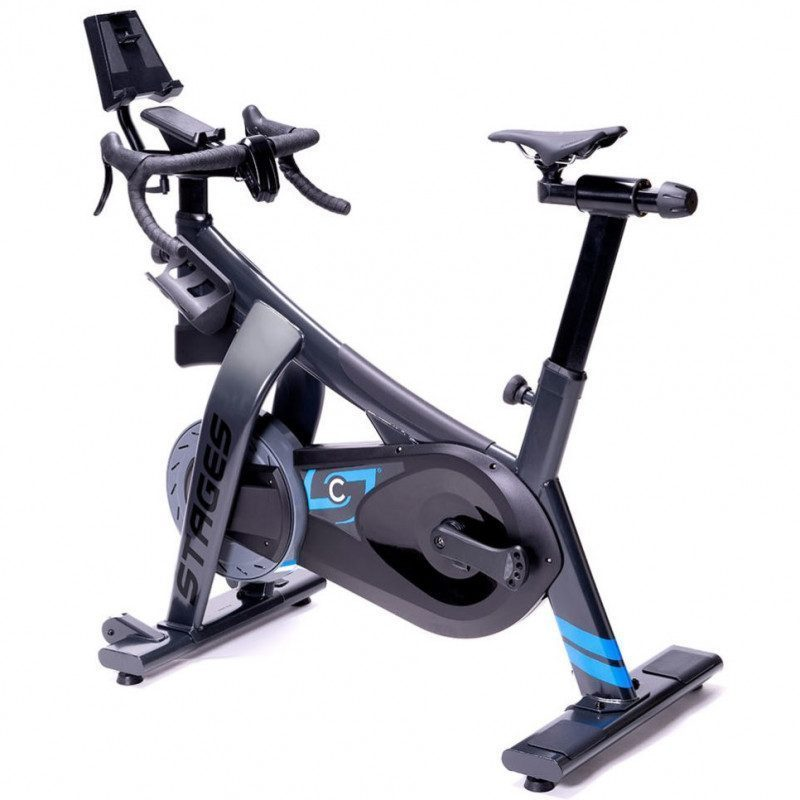Home-trainer vélo connecté Stages Cycling Stagesbike