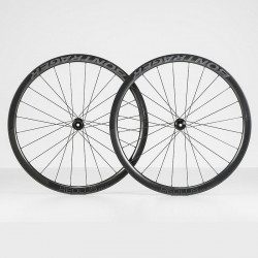 Roues vélo route carbone Bontrager Aeolus RSL 37 TLR